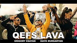 Grigory Esayan vs Hayk Durgaryan - Qefs lava