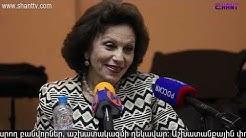 Ashxarhi Hayer - Kristina Mkhitaryan