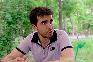 Qez Het U Aranc Qez - Episode 90