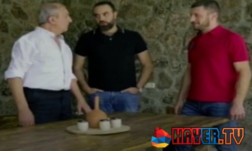 Armatner 2 / Арматнер 2 - Episode 53 (113)
